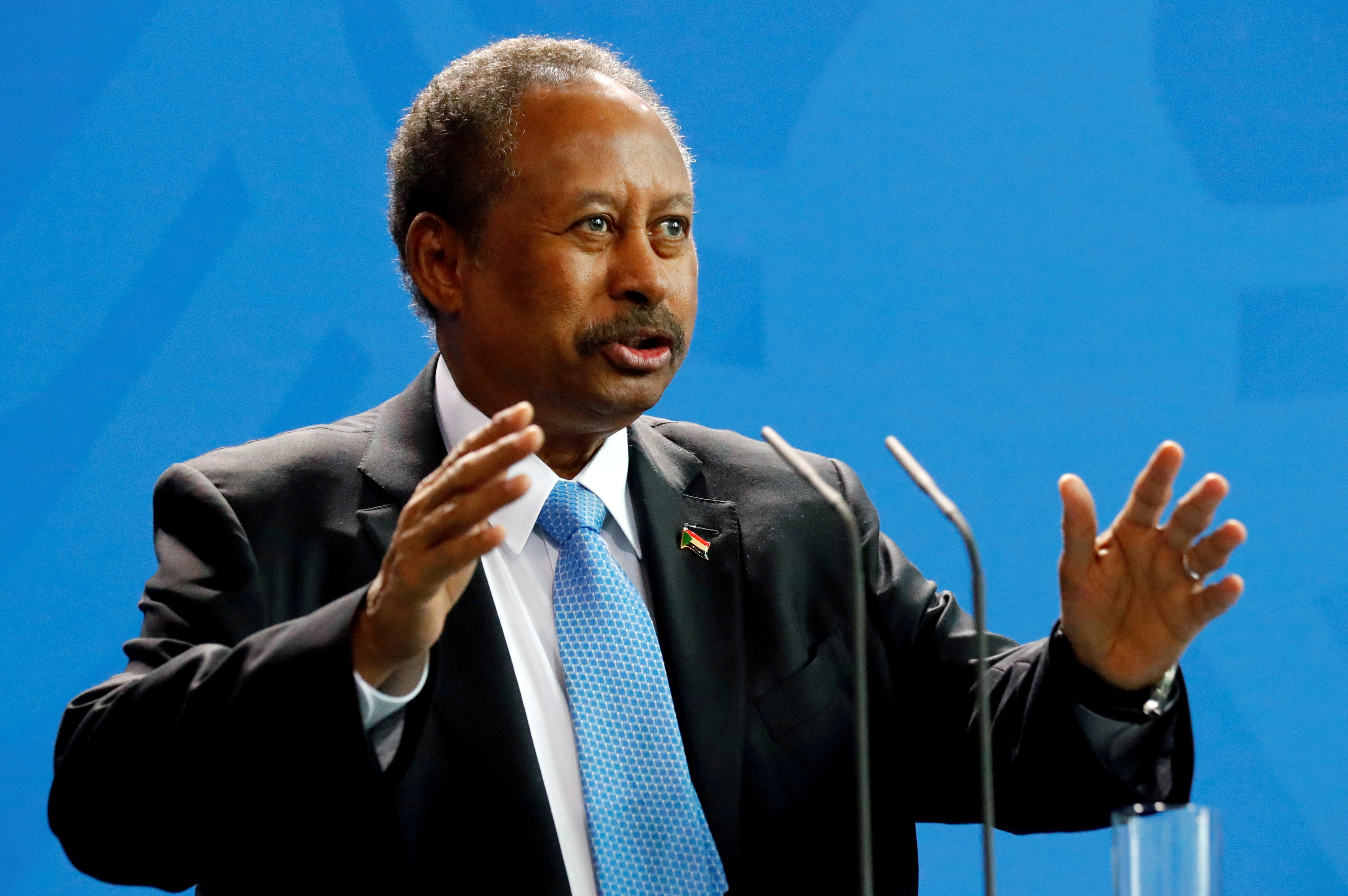 Primeiro-ministro do Sudão é detido em prisão domiciliar